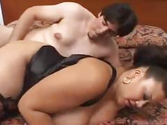 big boobs, blowjobs, threesomes
