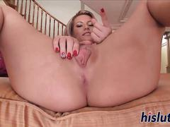 Big boobs bounce on a hard dick