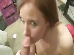 amateur, babes, blowjobs, pov, redheads
