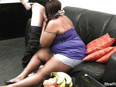 First date sex with ebony bbw
