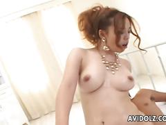 big tits, blowjob, threesome, japanese, avidolz, jav, asian, big-tits, subtitles, hardcore, cock-sucking, big-boobs, mom, oiled, doggy-style, riding, reverse-cowgirl, 3some