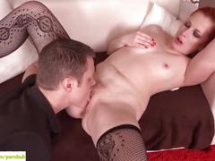 Karupsow - mature redhead genny red fucked hard