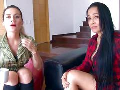 Tu venganza - la latina tetona zandale busca venganza grabando un video porno