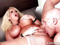 alura jenson, blowjob, fucked, doggystyle, cumshot, anal, blonde, horny, deep, reverse cowgirl, sideways, assfuck, fucking ass, sucking, cumming