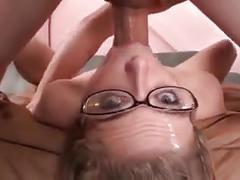 Sloppy hard deepthroat