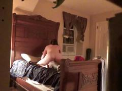 Slut wife fucks dominant bull bbc
