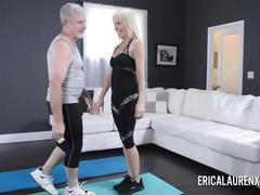 Erica lauren and jay crew sexercise