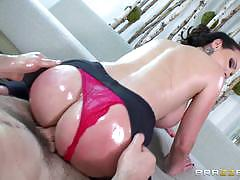 Butt banging beauty nikki benz fucks charles dera