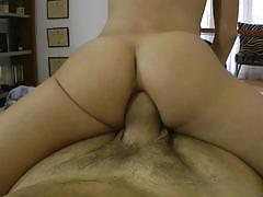 Doris ivy getting stuffed in her butthole