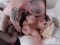 alura jenson, blowjob, fuck, doggystyle, cumshot, blonde, porn, sucking, fucking, pussy eating