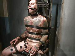30 minutes of cock torture
