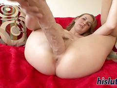 blonde, masturbation, toy, nasty