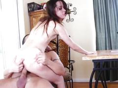 Petite girl sex with gardener