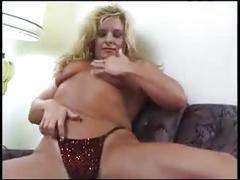 Anal bodybuilder women