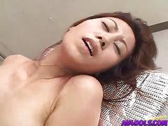 Nana wife in heats fucks hard
