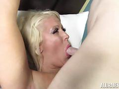 Sleeping beauty alura jenson has a creeps cock stuffed into her face