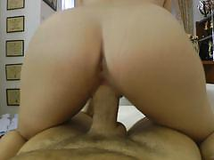 rocco siffredi, brunette, blowjob, riding, doggystyle, cumshot, cowgirl, camera, pov, sucking, pink pussy