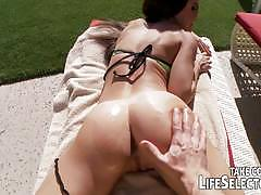 Fucking the hot babe dillion harper