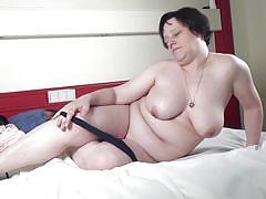 Horny mature needs a hard fuck