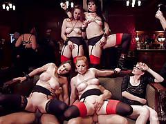 anal, bdsm, big tits, babe, ebony, interracial, group sex, collar, sex slaves, rope bondage, the upper floor, kink, penny pax, seth gamble, bella rossi, siouxsie q, mickey mod, ashley adams