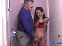 Kira - 19 year old cutie first porn