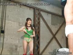 Birthday present 2. part6. asuka mistress land