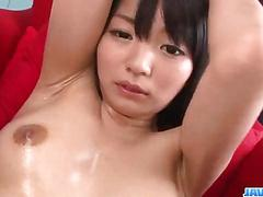 Mind blowing pussy play for young beauty konoha