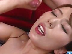 asian, blowjob, japanese, threesome, sucking, group, mom, oral, wanking