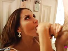 Busty ava addams fucked hard with huge tits bouncing