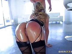 Aj applegate cant resist a good butt fucking