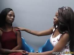 Jezabel vessir and sarah banks - gloryhole initiations