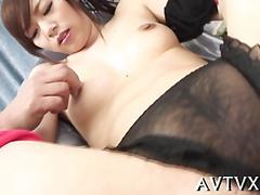 Uncouth and wild japanese coitus segment