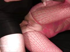 Tight milf gets creampie and squirts multiple times