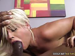 Bridgette b gets anal from black cock