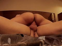 Horny colombian married girl