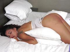 Belted slut