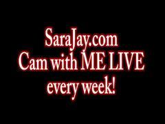 Sara jay's interracial creampie