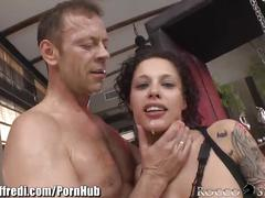 Roccosiffredi franceska jaimes rough fuck and cumswap