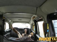 Faketaxi playing cowboys and indians for 4th july