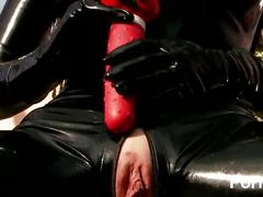 Latex lucy the british dominatrix 2 - scene 3