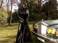 Latex lucy the british dominatrix 2 - scene 3