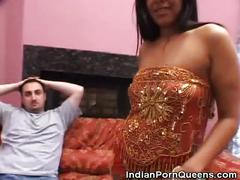 Indian honey threesome