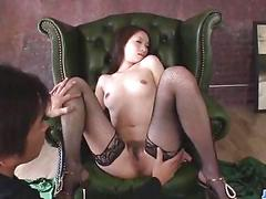 asian, blowjob, japanese, mom