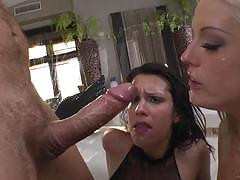 Rocco siffredi dick ramming blanche bradburry and samia duarte