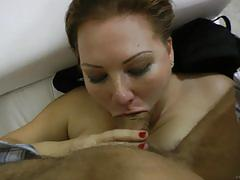 rita g, rocco siffredi, brunette, blowjob, big tits, doggystyle, cumshot, facial, chubby, camera, pov, ass licking, sucking
