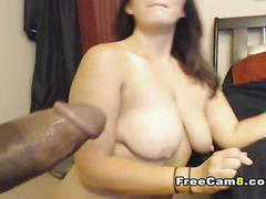 Hot milf anal sex with black cock