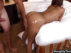 Latina mom with fat butt hardcore pounding