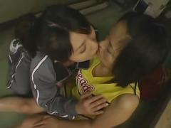 asian, lesbian, japanese, girl-on-girl, teenager, young, japanese-schoolgirl, chearleader, teen-cheerleader, lesbian-tongue-kiss, tongue-kissing, amateur, lesbian-seduction, seduction, hot, lesbian-kissing