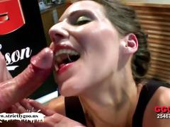 German goo girls - all hail our queen of sluts viktoria