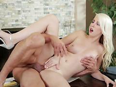 Darcie belle fucks the boss to get the job